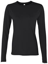 Albert Gallatin North MS Colonials Ladies' Softstyle 4.5 oz. Long-Sleeve T-Shirt