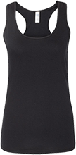 Breast Cancer Ladies Softstyle Racerback Tank