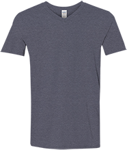 Marble & Granite Company Mens Softstyle Slimfit 4.5 oz V-Neck T-Shirt