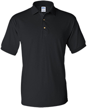 Black River Elementary School Pirates Jersey Polo Shirt for Him