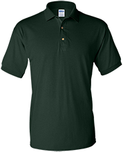 Elmont Memorial Junior Senior High Eagles Youth Jersey Polo