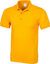 Lovell Middle School Mustangs Jersey Polo Shirt for Him