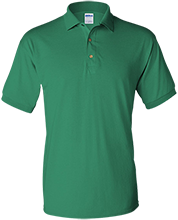 A Brian Merry Elementary School School Jersey Polo Shirt for Him