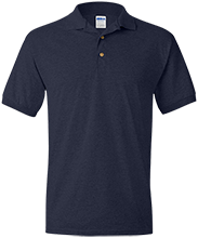 Saint Monica School School Jersey Polo Shirt for Him
