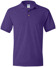 Blue Springs High School Wildcats Jersey Polo Shirt for Him