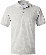 Police Department Jersey Polo Shirt for Him