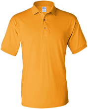 Charles Clark Elementary School School Jersey Polo Shirt for Him