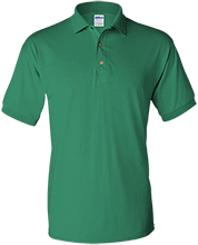 Lake Placid Elementary School Dragons Jersey Polo Shirt for Him
