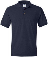 Lansing Eastern High School Quakers Jersey Polo Shirt for Him