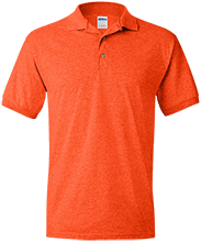 Ankeney Middle School Chargers Jersey Polo Shirt for Him