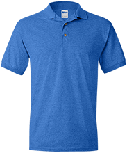 Washington Park Elementary School Unicorns Jersey Polo Shirt for Him