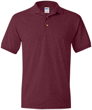 Loyola University Pre School Wolves Youth Jersey Polo