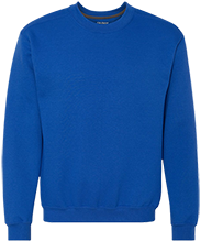 Elkin Middle School School Heavyweight Crewneck Sweatshirt 9 oz