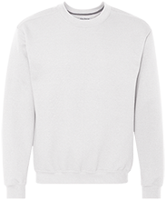 Harlan Elementary School Hawks Heavyweight Crewneck Sweatshirt 9 oz