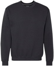 Manchester East Soccer Heavyweight Crewneck Sweatshirt 9 oz