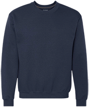 Lansing Eastern High School Quakers Heavyweight Crewneck Sweatshirt 9 oz