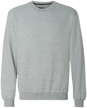 Delaware Township Elementary School (Level: K-8) School Heavyweight Crewneck Sweatshirt 9 oz