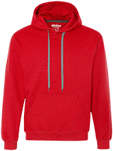 Reed City Upper Elementary School Coyotes Heavyweight Pullover Fleece Sweatshirt