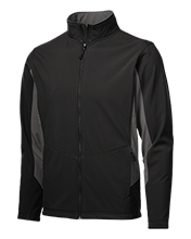 EVIT Colorblock Soft Shell Jacket