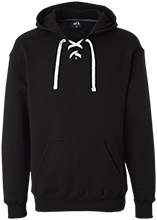 Bertrand Spencer Elementary School Pandas Heavyweight Sport Lace Hoody
