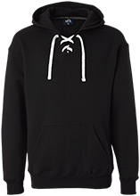 Indian Community School Eagles Heavyweight Sport Lace Hoody