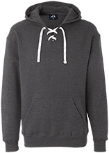 Delaware Township Elementary School (Level: K-8) School Heavyweight Sport Lace Hoody