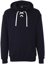 Seward High School Bluejays Heavyweight Sport Lace Hoody