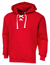 Fort Hill Elementary School Hawks Heavyweight Sport Lace Hoody