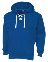 Burbank Elementary School Eagles Heavyweight Sport Lace Hoody