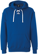 Deerwood Elementary School Deer Heavyweight Sport Lace Hoody