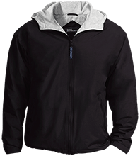 Football Embroidered Team Jacket
