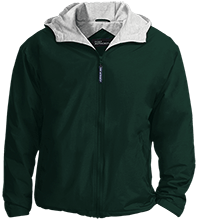 Janesville Parker High  School Vikings Embroidered Team Jacket