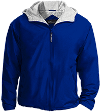 The Hagedorn Little Village School School Embroidered Team Jacket
