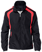 Pandora-Gilboa High School Rockets Youth Colorblock Jacket