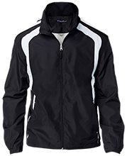 Western Wayne High School Wildcats Youth Colorblock Jacket