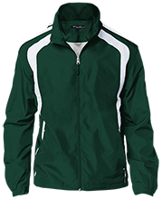 Kingsburg High School Vikings Youth Colorblock Jacket