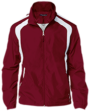 Eaton Rapids Middle School Greyhounds Youth Colorblock Jacket
