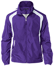 Hanford High School Falcons Tall Personalized Jersey-Lined Jacket
