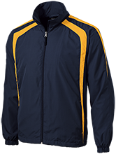 Stephenville High School Yellowjackets Personalized Jersey-Lined Jacket