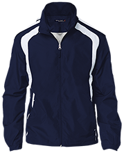 East Duplin High School Panthers Personalized Jersey-Lined Jacket
