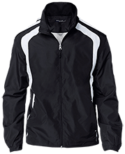 Manchester East Soccer Personalized Jersey-Lined Jacket