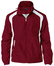 Shepherd Of The Valley Lutheran Personalized Jersey-Lined Jacket