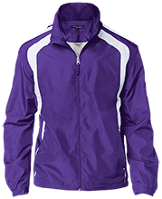 Faith Baptist Christian School School Personalized Jersey-Lined Jacket