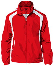 Meskwaki High School Warriors Personalized Jersey-Lined Jacket