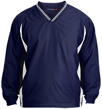 Saint Mary's School School Tipped VNeck Wind Shirt
