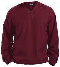 New Albany Primary School Eagles Pullover V-Neck Windshirt