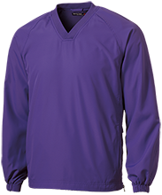 Anacortes High School Seahawks Pullover V-Neck Windshirt