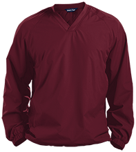 Shepherd Of The Valley Lutheran Pullover V-Neck Windshirt