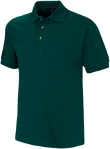 Mesa Middle School Panthers Cotton Pique Knit Polo