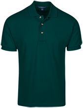 Kearney Catholic Stars Cotton Pique Knit Polo